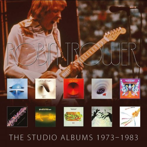 Robin Trower - Studio Albums 1973-1983 [10 CD Box Set] 2019 FLAC скачать торрентом