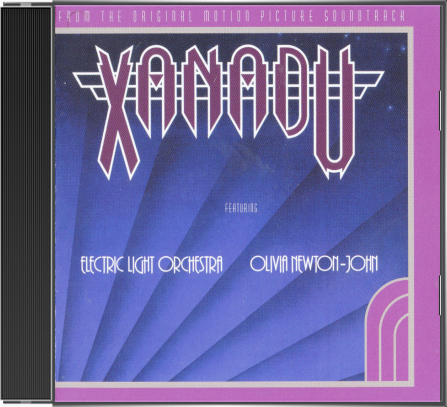 Electric Light Orchestra and Olivia Newton-John [From The Original Motion Picture Soundtrack] - Xanadu 1980 скачать альбом в формате FLAC (Lossless)
