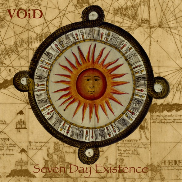 Void - Seven Day Existence 2019 скачать альбом в формате FLAC (Lossless)