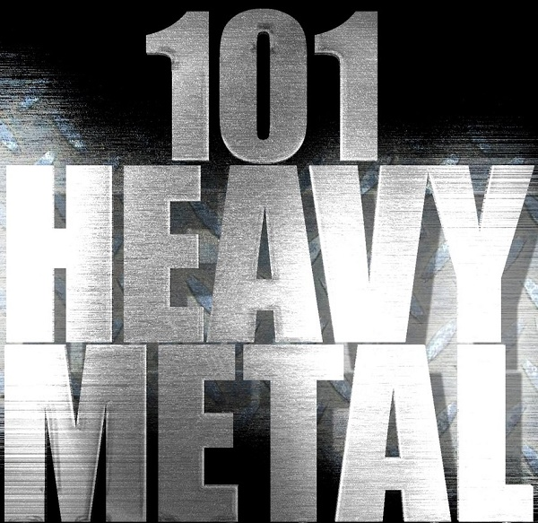 101 Heavy Metal Hits