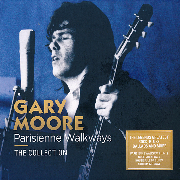 Gary Moore - Parisienne Walkways: The Collection [2CD] 2020 FLAC скачать торрентом