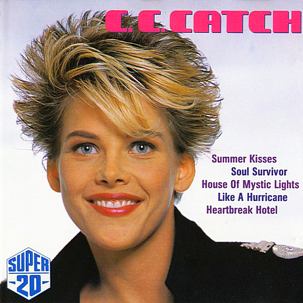 C.C. Catch - Super 20