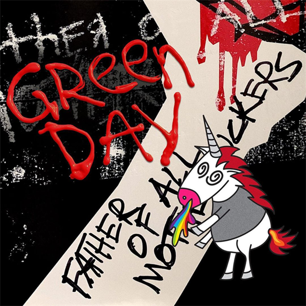 Green Day - Father of All Motherfuckers 2020 скачать альбом в формате FLAC (Lossless)
