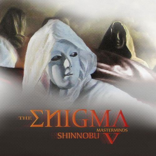 Shinnobu - The Enigma V (Masterminds) 2018 FLAC скачать торрентом