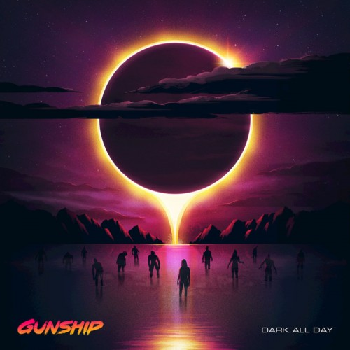 Gunship - Dark All Day