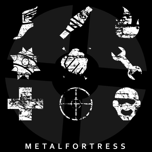 OST - Metal Fortress: Team Fortress 2 Final Remix 2020 скачать альбом в формате FLAC (Lossless)