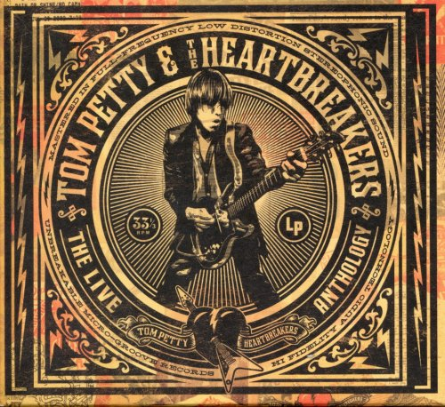 Tom Petty And The Heartbreakers – The Live Anthology [Deluxe Edition] 2009 FLAC скачать торрентом