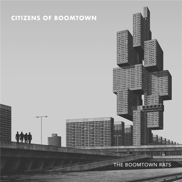 The Boomtown Rats - Citizens of Boomtown 2020 скачать альбом в формате FLAC (Lossless)