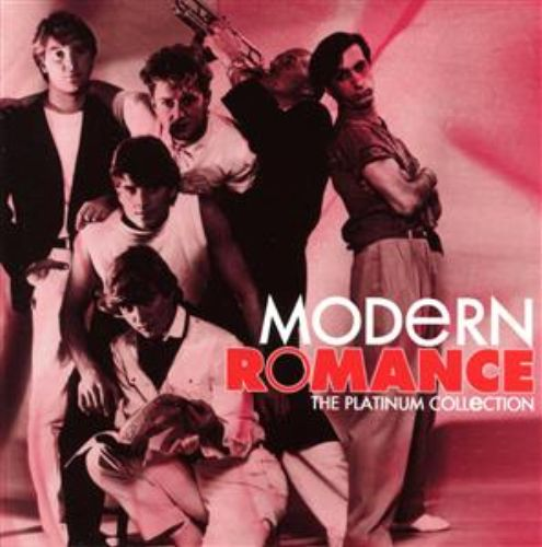Modern Romance - The Platinum Collection 2006 скачать альбом в формате FLAC (Lossless)