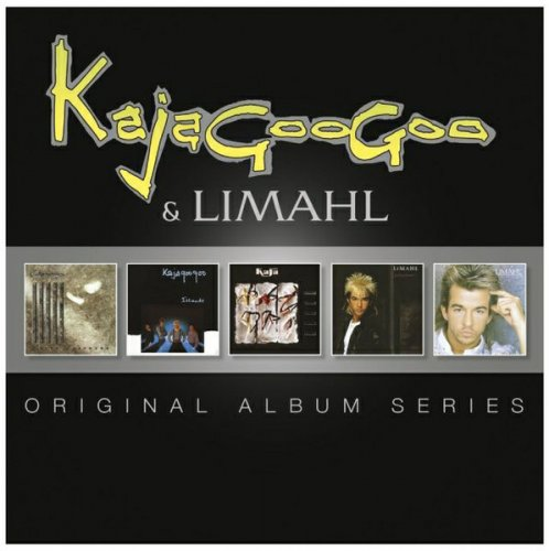Kajagoogoo & Limahl - Original Album Series [5CD Box Set] 2014 скачать дискография в формате FLAC (Lossless)