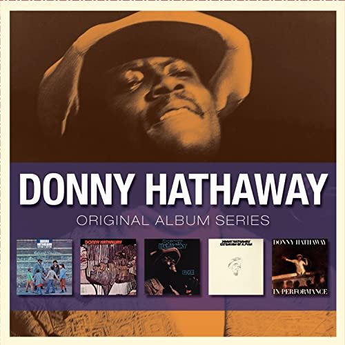 Donny Hathaway - Original Album Series