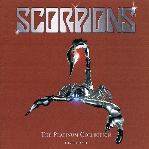 Scorpions - The Platinum Collection [3CD] 2005 скачать дискография в формате FLAC (Lossless)