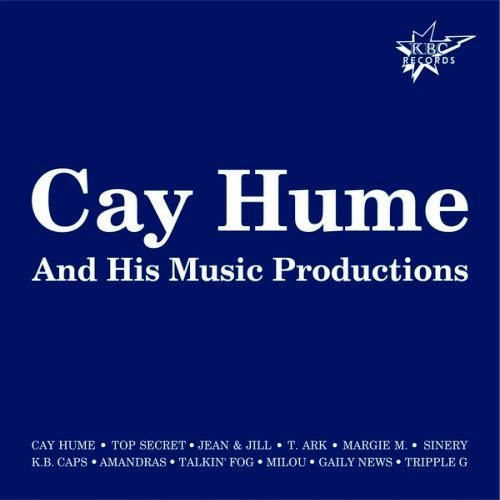 Cay Hume And His Music Productions 1-3 2016-2017 скачать сборник в формате FLAC (Lossless)