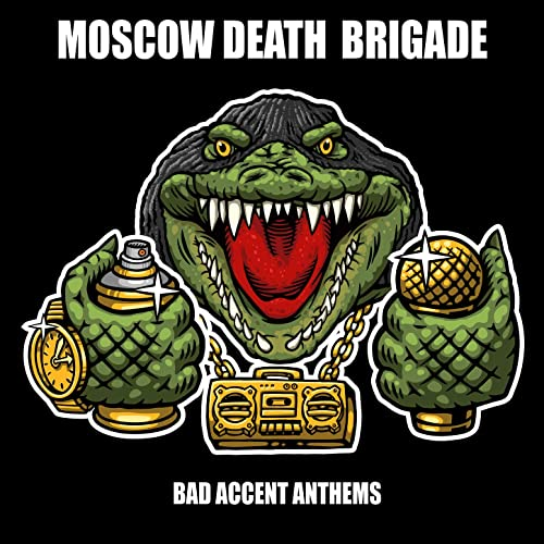 Moscow Death Brigade - Bad Accent Anthems 2019 скачать альбом в формате FLAC (Lossless)