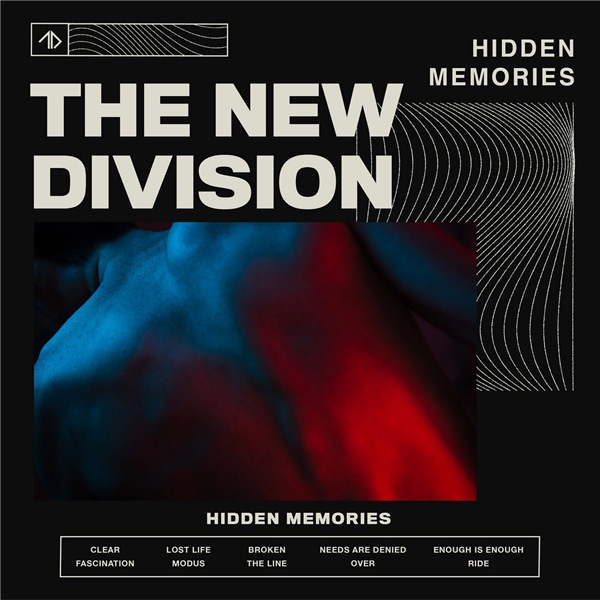 The New Division - Hidden Memories 2020 скачать альбом в формате FLAC (Lossless)