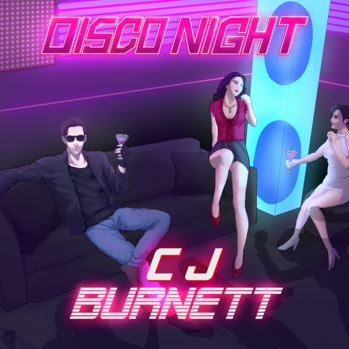 CJ Burnett - Disco Night