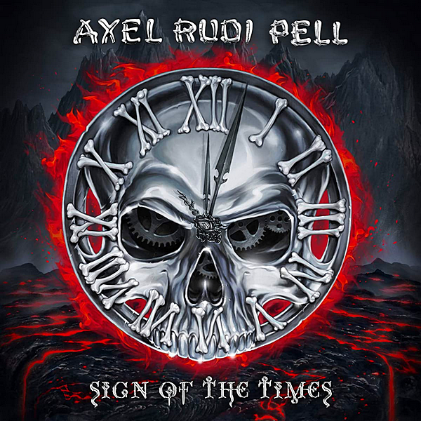 Axel Rudi Pell - Sign Of The Times 2020 скачать альбом в формате FLAC (Lossless)