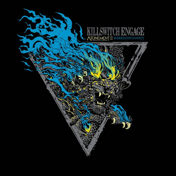 Killswitch Engage - Atonement II: B-Sides for Charity [EP, 24Bit Hi-Res] 2020 скачать альбом в формате FLAC (Lossless)