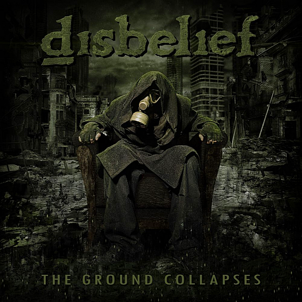 Disbelief - The Ground Collapses 2020 FLAC скачать торрентом