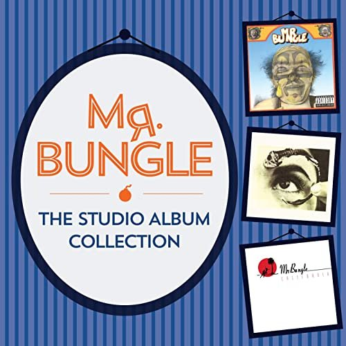 Mr. Bungle - The Studio Album Collection [3CD] 2013 скачать альбом в формате FLAC (Lossless)