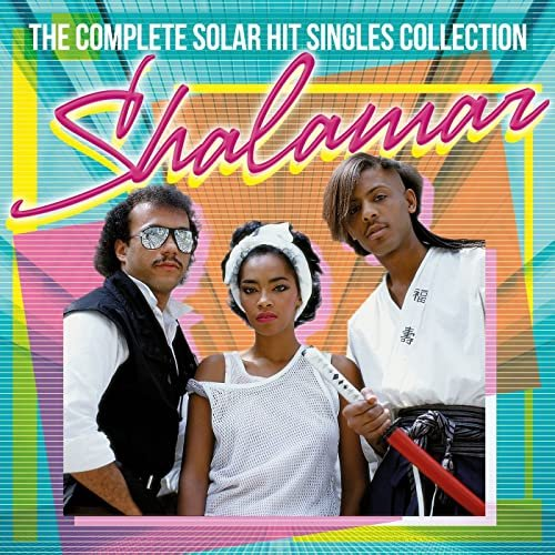 Shalamar - The Complete Solar Singles Hit Collection 2014 скачать альбом в формате FLAC (Lossless)