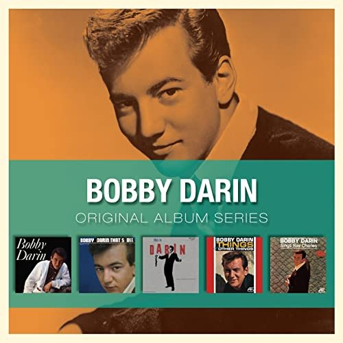 Bobby Darin - Original Album Series [5CD] 2015 скачать дискография в формате FLAC (Lossless)