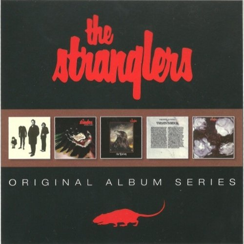The Stranglers - Original Album Series [5CD Box Set] 2015 скачать альбом в формате FLAC (Lossless)