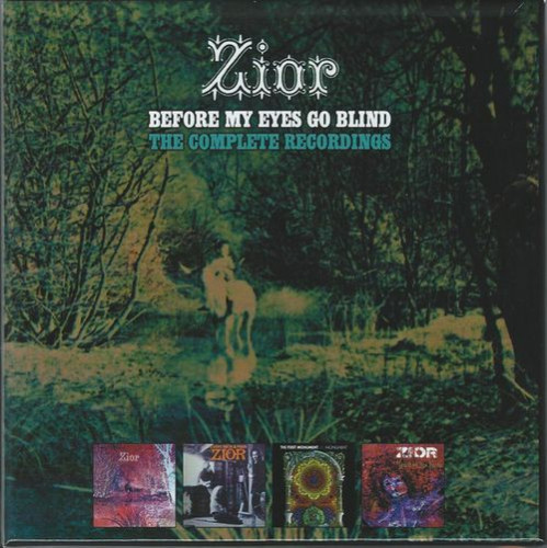 Zior - Before My Eyes Go Blind: The Complete Recordings [4CD] 2020 скачать альбом в формате FLAC (Lossless)