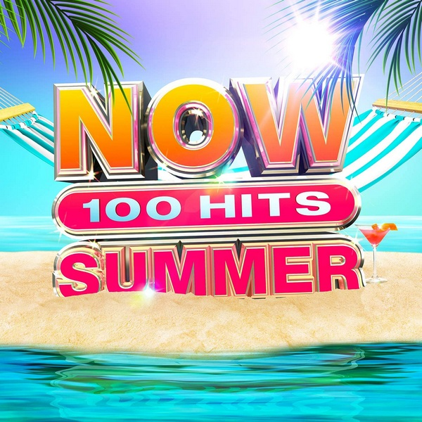 NOW 100 Hits Summer [5CD]