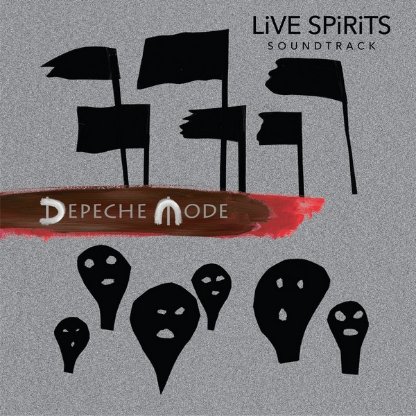 Depeche Mode - Live Spirits Soundtrack 2020 скачать альбом в формате FLAC (Lossless)