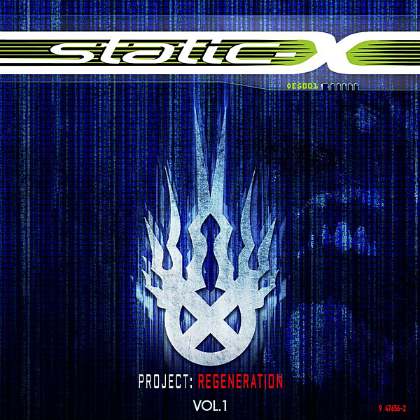 Static-X - Project Regeneration Vol.1 2020 FLAC скачать торрентом