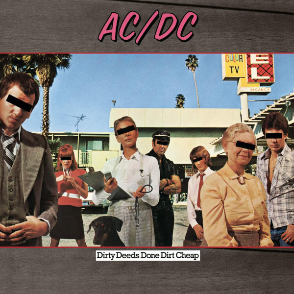 AC/DC - Dirty Deeds Done Dirt Cheap [24Bit Hi-Res, Remastered] 1976/2020 скачать альбом в формате FLAC (Lossless)
