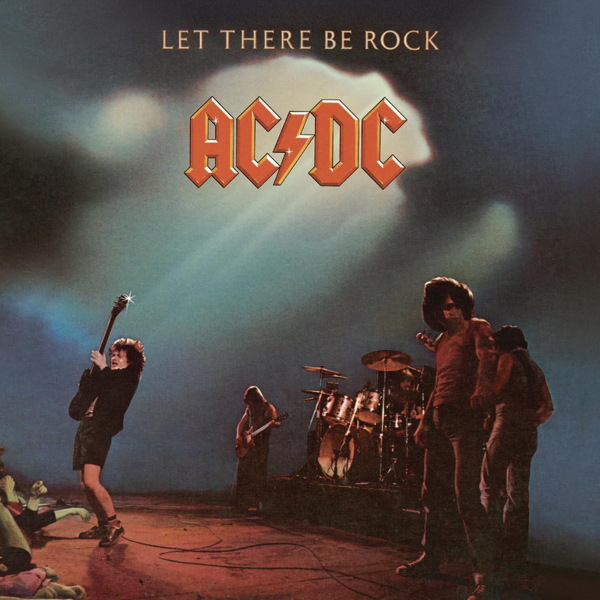 AC/DC - Let There Be Rock [24Bit Hi-Res, Remastered] 1977/2020 скачать альбом в формате FLAC (Lossless)
