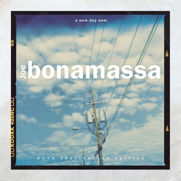 Joe Bonamassa - A New Day Now [20th Anniversary Edition] 2020 скачать альбом в формате FLAC (Lossless)