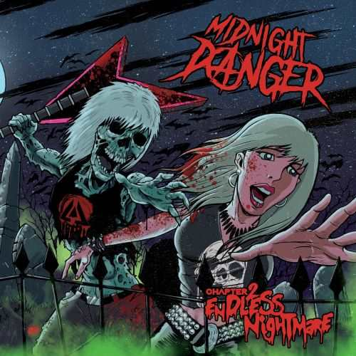 Midnight Danger - Chapter 2 Endless Nightmare 2020 скачать альбом в формате FLAC (Lossless)