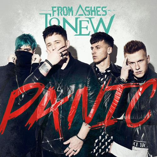 From Ashes To New - Panic 2020 скачать альбом в формате FLAC (Lossless)