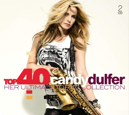 Candy Dulfer - Top 40 Candy Dulfer. Her Ultimate Top 40 Collection [2CD] 2018 скачать альбом в формате FLAC (Lossless)