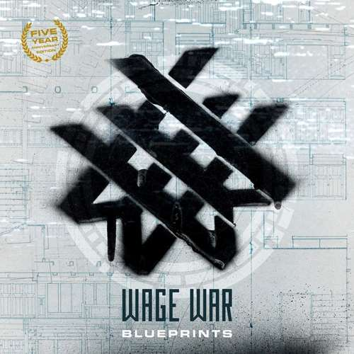 Wage War - Blueprints [Anniversary Edition] 2020 скачать альбом в формате FLAC (Lossless)