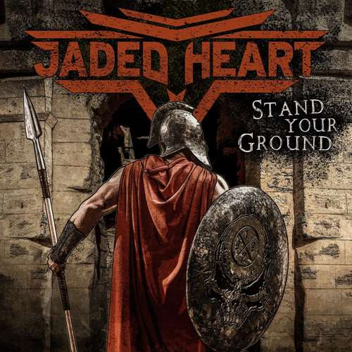 Jaded Heart - Stand Your Ground 2020 скачать альбом в формате FLAC (Lossless)