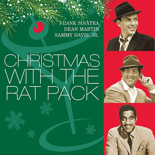 Frank Sinatra, Dean Martin, Sammy Davis, Jr. - Christmas With The Rat Pack! [24bit Hi-Res, Remastered] 2010/2019 скачать альбом в формате FLAC (Lossless)
