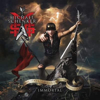 Michael Schenker Group - Immortal 2021 скачать альбом в формате FLAC (Lossless)