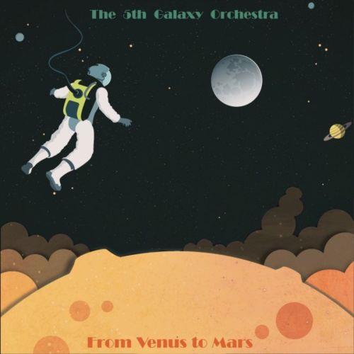 The 5th Galaxy Orchestra - From Venus to Mars 2016 FLAC скачать торрентом