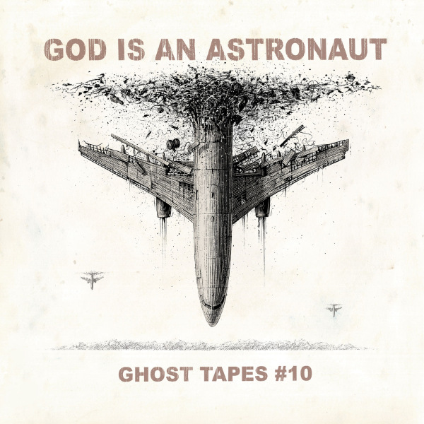 God is an Astronaut - Ghost Tapes # 10 [24bit Hi-Res] 2021 скачать альбом в формате FLAC (Lossless)