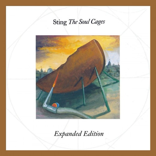 Sting - The Soul Cages [30th Anniversary Expanded Edition, WEB] 2021 скачать альбом в формате FLAC (Lossless)