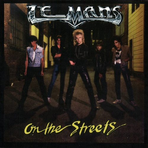 Le Mans - On The Streets [Reissue, Unofficial Release] 1983/2006 скачать альбом в формате FLAC (Lossless)
