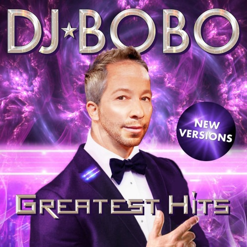 DJ BoBo - Greatest Hits: New Versions & Instrumentals [WEB] 2021 скачать альбом в формате FLAC (Lossless)