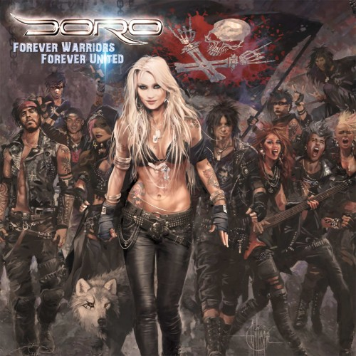 Doro - Forever Warriors, Forever United [2CD]