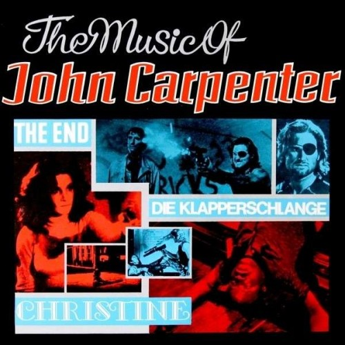 The Splash Band - The Music Of John Carpenter
